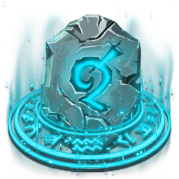 Runic Water Traitstone