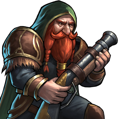 Dwarven Hunter