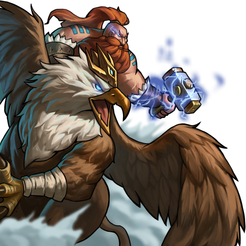 Griff Stonefeather